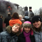 Karolina Steam Engine, Bergedorf, December 2011.